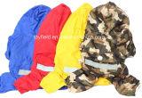 Dog Raincoat Clothing Costumes Accessoires pour chats Vêtements pour animaux de compagnie