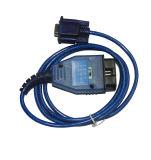 VAG Kkl COM 409 + para FIAT ECU Scan OBD Cabo de diagnóstico para Audi / Seat / VW Cars