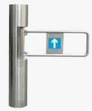 Sécurité Contrôle de la circulation Clôture automatique Cylinder Balançoire Barrière