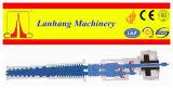 Konischer Doppel-Schraube Sjsz55 Plastikextruder