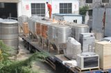 Edelstahl-Bier-Gärungsbehälter/Gärung-Installationssatz