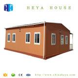 70 평방 미터 통나무집 장비 터어키 조립식 가옥 집