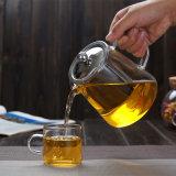Infuserのガラス製品のティーポットのコーヒー茶水差しのミルクの茶メーカーのティーポット