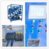 Maquinas de filtragem de óleo de transformador de ultra-alta voltagem