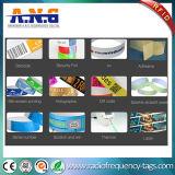 Braccialetti medici di carta passivi del PVC RFID