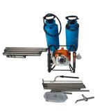 Portátil mochila para la toma de muestras de núcleo de la máquina de perforación para la prospección geológica