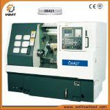 자동적인 금속 절단을%s CNC 선반 기계 Ck42t