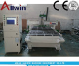 1224 Deux têtes machine CNC Router gravure prix d'usine 1200x2400mm