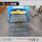 Dx Mosaico de aço com vidro de cor máquina formadora de Rolo