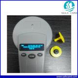De Markering van het Oor TPU van LF RFID voor het Volgen van Schapen/van het Varken/van het Vee