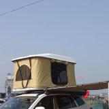도매 방수 폴딩 야영을%s 단단한 쉘 차 지붕 상단 천막