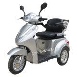 люкс электрический трицикл 500With700W с светами СИД & 3 максимальными скоростями