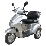 500With700W luxe Elektrische Driewieler met LEIDENE Lichten & Maximum Snelheid 3