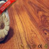 中国の小さい質のGrisのカシのLowesの積層のフロアーリングの販売