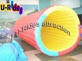Rodillo inflable del agua del encerado más fuerte del PVC