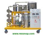 304 Systeem sya-150 van de Filtratie van de Plantaardige olie van de Machine van de Verwerking van de Reiniging van de Tafelolie van het Type van roestvrij staal Vacuüm (9000LPH)
