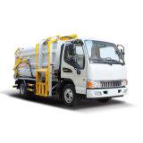 4X2 132HP 5 tonne JAC compacteur de déchets chariot