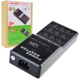 Concentrateur USB Fast Charge 12 ports 12A Smart Station de charge