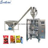 Vffs électronique automatique de la farine de remplissage granule de sucre en poudre oreiller Housse de type de machine d'emballage