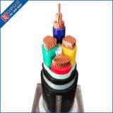 Ce/ISO/CCC approuvées sur le fil d'isolement en polyéthylène réticulé à gaine PVC du câble d'alimentation