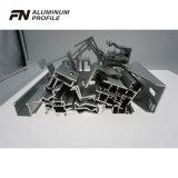 Pitch en aluminium aluminium Collier solaire solaire toit solaire en aluminium de la structure du système de montage
