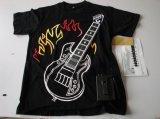 Le design de mode de guitare de musique électronique T Shirt