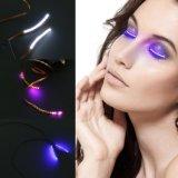 Falso Chicotadas brilhando Eyeliner LED perfeito para parte