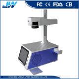 La gravure du marquage laser 20W de la machine pour des accessoires informatiques