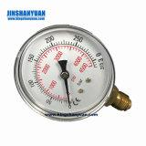 Calibro della manopola dei montaggi dello strumento di pressione d'aria della gomma di automobile di misura