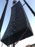 K2専門の三方大きいサイズの屋外ラインアレイ音のスピーカー