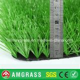 A fábrica do campo de futebol do preço de favor ostenta o relvado artificial da grama