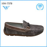 La Chine en gros badine les chaussures occasionnelles d'enfants confortables