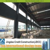 Qualitäts-Stahlkonstruktion-vorfabrizierte Rahmen-Industrie