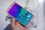 Le téléphone mobile intelligent du Quarte-Faisceau N9100 initial de la note 4 s'est déverrouillé