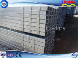 Alta resistencia tubo rectangular de acero para la construcción (SSW-TB-002)