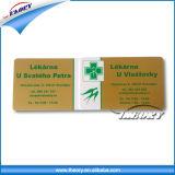 Cartão pré-pago com cartão PVC Scratch / cartão inteligente / cartão IC