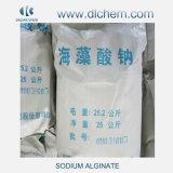 Sal de alginato de grado impresión textil el alginato de sodio con el mejor precio