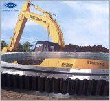 De Zwenkende Lagers van het graafwerktuig (Hyundai 450LC-7)
