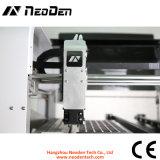 Máquina de SMT com câmera da visão (0201 BGA) Neoden 4, picareta Desktop e máquina do lugar para PCBA