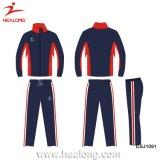 Vêtement sublimé de survêtement de formation d'équipe de sports