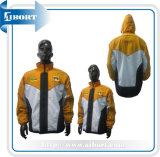 Menのための新式のNylon Taslon Jacket