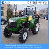 공장 농업 기계장치 55HP 4 바퀴 소형 농장 또는 디젤 또는 정원 또는 잔디밭 또는 조밀한 트랙터