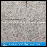 Fiammeggiato/ha lucidato le mattonelle di pavimentazione bianche del granito del Kashmir per la cucina/stanza da bagno