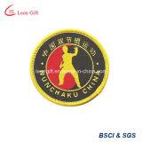 Pino de lapela bordados personalizados promocionais para o desporto