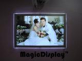 Blocco per grafici acrilico della foto di cerimonia nuziale del LED