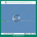 CE&ISO에 의학을%s 실리콘 Foley 양용 3방향 카테테르