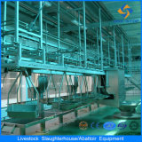 Linha de Equipamentos de Abattoir Halal de Ovelha de Alta Qualidade