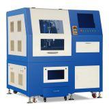 Tipo máquina do laser da fibra de estaca da gravura