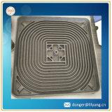 Éléments de chauffage électriques, plaque chauffante professionnelle à économie d'énergie