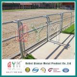 Ближний свет с возможностью горячей замены оцинкованных лошадь ограды/ для тяжелого режима работы стали Ограждения панели